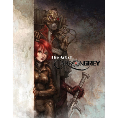 The Art of Carbon Grey [Hardcover]