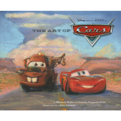 The Art of Cars [Hardcover]