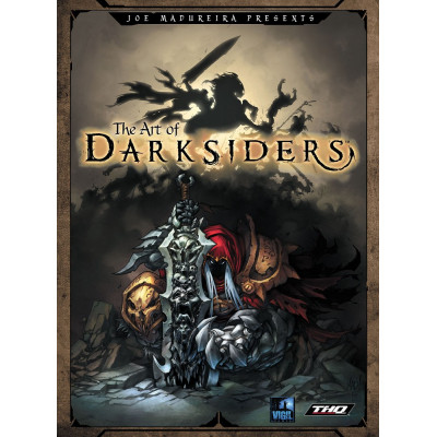 The Art of Darksiders [Paperback]
