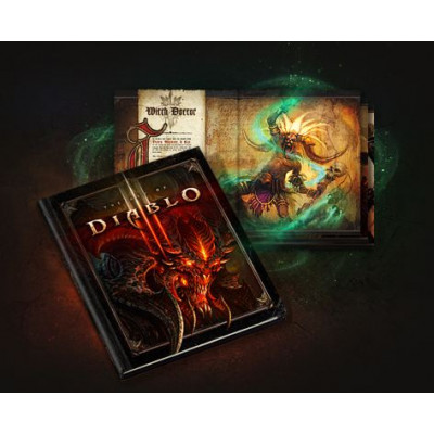 The Art of Diablo III [Hardcover]