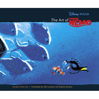 The Art of Finding Nemo [Hardcover]
