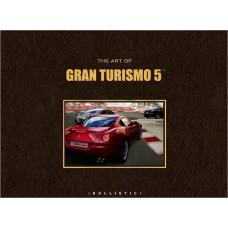 The Art of Gran Turismo 5 [Paperback]