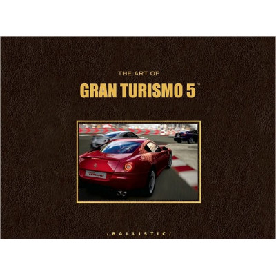 The Art of Gran Turismo 5 [Paperback]