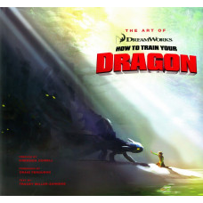 The Art of How to Train Your Dragon [Hardcover]