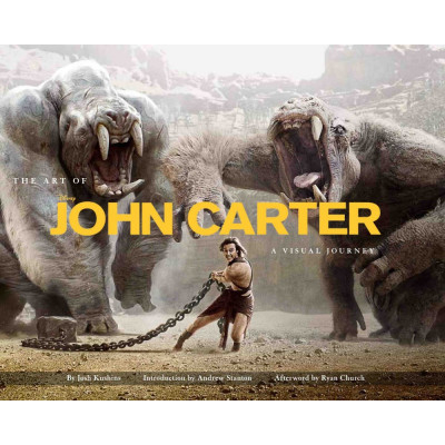 The Art of John Carter: A Visual Journey [Hardcover]