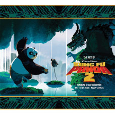 The Art of Kung Fu Panda 2 [Hardcover]