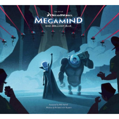The Art of Megamind [Hardcover]