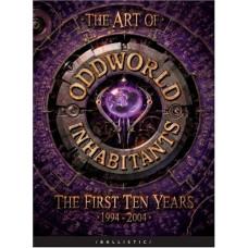 The Art of Oddworld Inhabitants [Paperback]