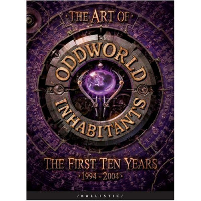 The Art of Oddworld Inhabitants [Paperback]