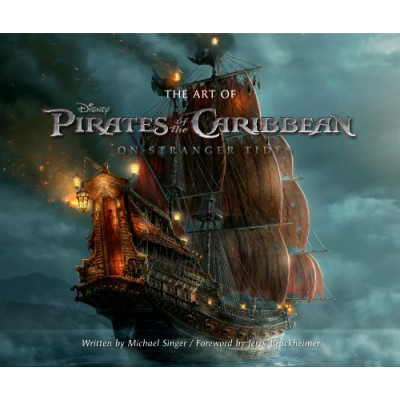The Art of Pirates of the Caribbean: On Stranger Tides [Hardcover]