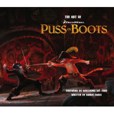 The Art of Puss in Boots [Hardcover]