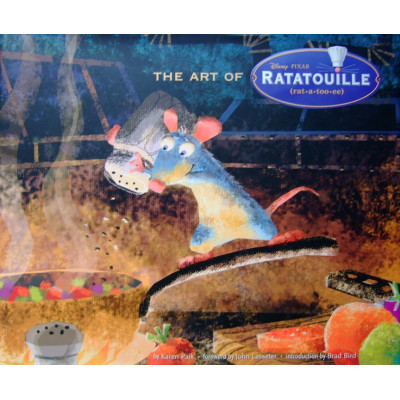 Disney Chronicle Books The Art of Ratatouille [Hardcover]