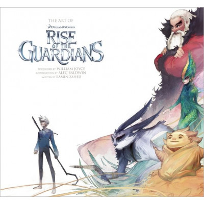 The Art of Rise of the Guardians [Hardcover]