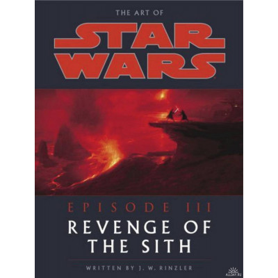 The Art of Star Wars: Episode III - Revenge of the Sith [Paperback,Hardcover]