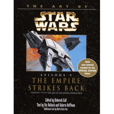 The Art of Star Wars: Episode V - The Empire Strikes Back [Paperback,Hardcover]