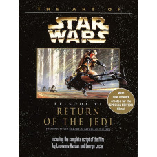 The Art of Star Wars: Episode VI - Return of the Jedi [Paperback,Hardcover]