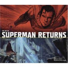 The Art of Superman Returns [Hardcover]