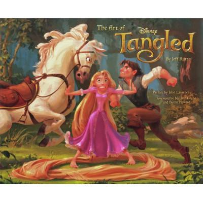 Disney Chronicle Books The Art of Tangled [Hardcover]