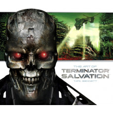 The Art of Terminator Salvation [Hardcover]