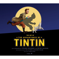 The Art of the Adventures of Tintin [Hardcover]