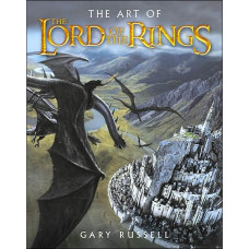 The Art of The Lord of the Rings [Hardcover,Paperback]