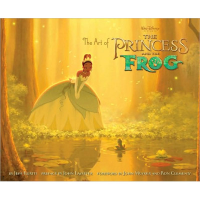 The Art of The Princess and the Frog [Hardcover]