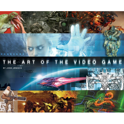 Артбук Quirk Books The Art of the Video Game [Hardcover]