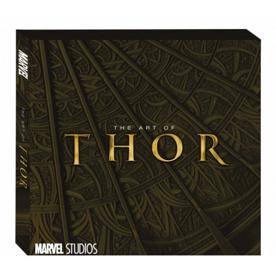 The Art of Thor the Movie [Hardcover]