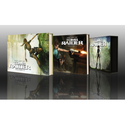 The Art of Tomb Raider [Hardcover]