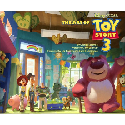 The Art of Toy Story 3 [Hardcover]
