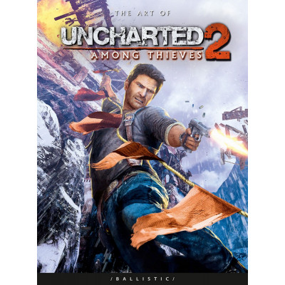 The Art of Uncharted 2: Among Thieves [Paperback]
