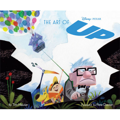The Art of Up [Hardcover]