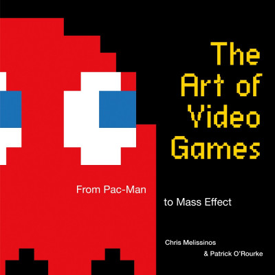 Артбук The Art of Video Games: From Pac-Man to Mass Effect [Hardcover]