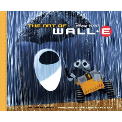 Артбук Chronicle Books The Art of WALL.E [Hardcover]