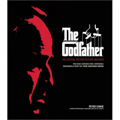 The Godfather: The Official Motion Picture Archives [Hardcover]