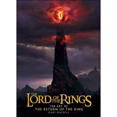 The Lord of the Rings: The Art of The Return of the King [Hardcover]