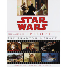 The Making of Star Wars, Episode I - The Phantom Menace [Hardcover,Paperback]