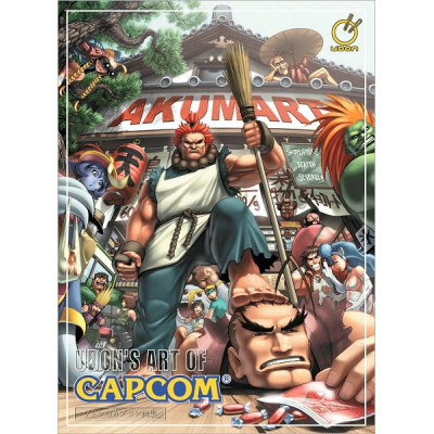 Артбук Udon Udon's Art of Capcom [Paperback]