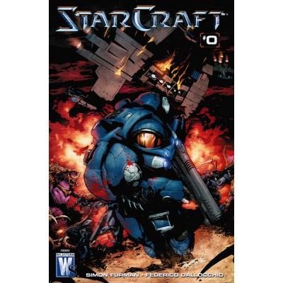 StarCraft Issue 0 [Paperback]