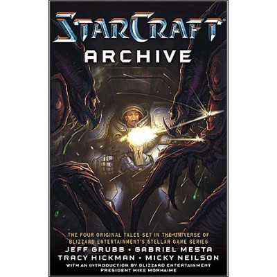 The Starcraft Archive: An Anthology [Paperback]
