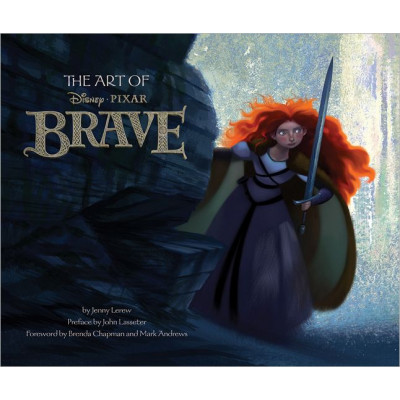 The Art of Brave [Hardcover]