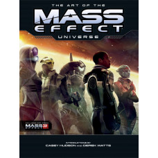 The Art of the Mass Effect Universe [Hardcover]