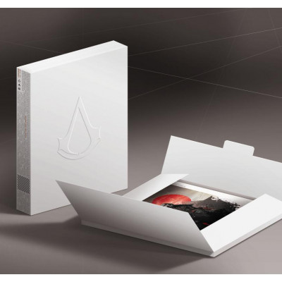 Assassin's creed: The Encyclopedia - White Edition [Paperback]