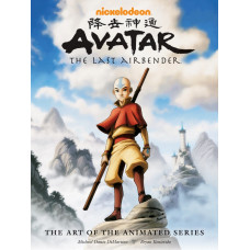 Avatar: The Last Airbender (The Art of the Animated Series) [Hardcover]