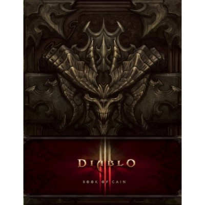 Книга Insight Editions Diablo III: Book of Cain [Hardcover]