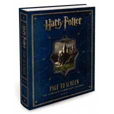 Harry Potter Page to Screen: The Complete Filmmaking Journey [Hardcover]
