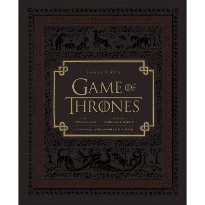 Книга Chronicle Books Inside HBO's Game of Thrones [Hardcover]