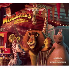 The Art of Madagascar 3 [Hardcover]