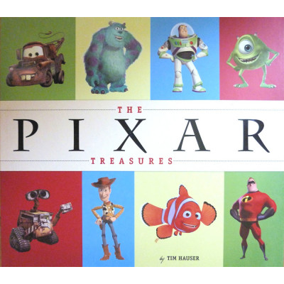 The Pixar Treasures [Hardcover]