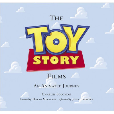 Артбук Disney The Toy Story Films: An Animated Journey [Hardcover]